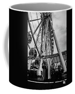 The Wheel Seattle  Coffee Mug