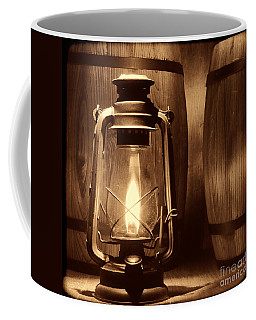 The Whiskey Reserve Coffee Mug by American West Legend By Olivier Le Queinec