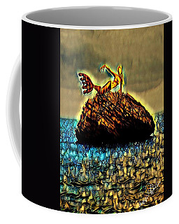 The Whisperer Coffee Mug by Vennie Kocsis