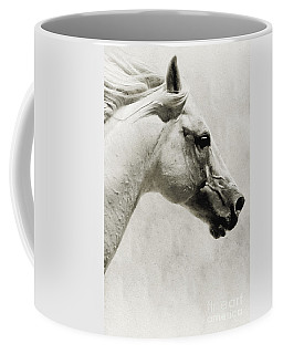 The White Horse IIi - Art Print Coffee Mug