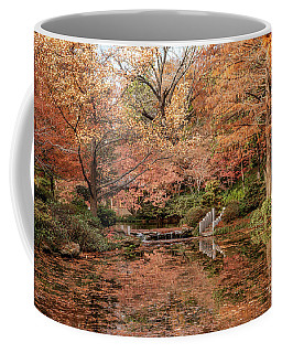 The White Ladder Coffee Mug by Iris Greenwell