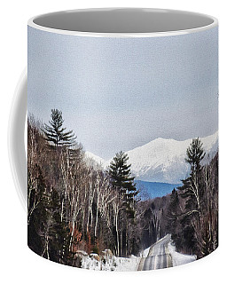 The White Mountains Of New Hampshire Coffee Mug by Tricia Marchlik