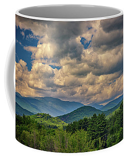 Coffee Mug featuring the photograph The White Mountains by Rick Berk
