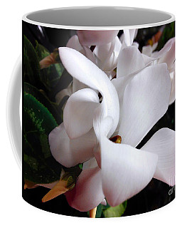 Coffee Mug featuring the photograph The White Queen by Jasna Dragun