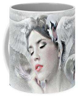 The White Swan Coffee Mug
