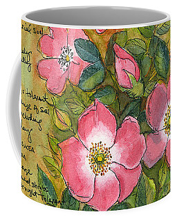 The Wild Rose Coffee Mug