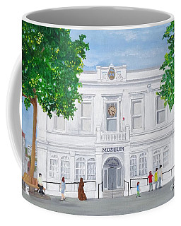 The Willis Museum, Basingstoke 2017  Coffee Mug