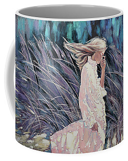 The Wind Smells Of Herbs Coffee Mug