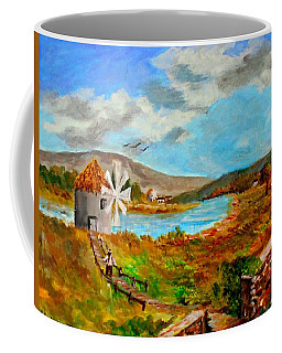The Windmill Coffee Mug