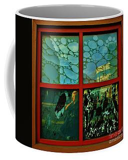 The Window Coffee Mug by Craig Wood