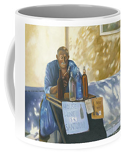 The Wineseller Coffee Mug by Marlene Book