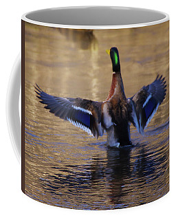 The Wing Flap Coffee Mug