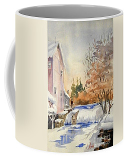 The Winter Mill Coffee Mug