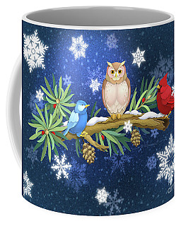 The Winter Watch Coffee Mug