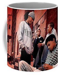 The Wire Coffee Mug