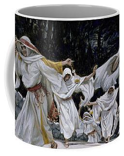The Wise Virgins Coffee Mug