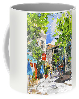 The Wisest Men Follow Their Own Direction Coffee Mug