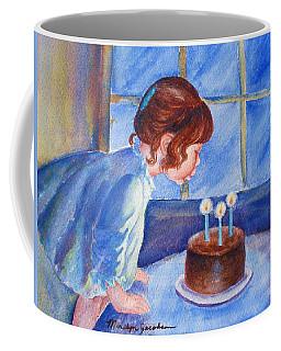The Wish Coffee Mug by Marilyn Jacobson