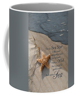 Coffee Mug featuring the photograph The Wish by Robin-Lee Vieira