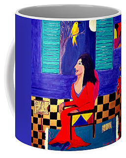 The Witch's Duet Coffee Mug
