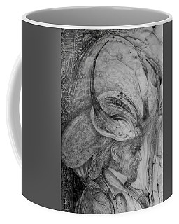 The Wizard Of Earth-sea Coffee Mug