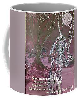 The Wolf Man, 1941 Coffee Mug