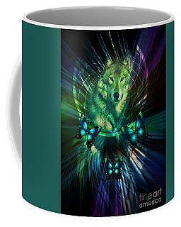 The Wolf Within Coffee Mug