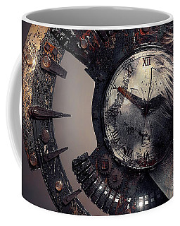 The Woman That Time Forgot Coffee Mug