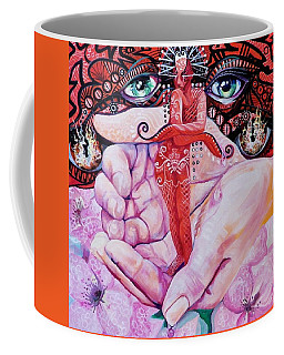 The Wonder Of Life Coffee Mug