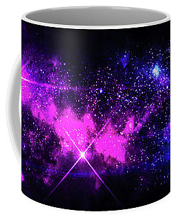 Coffee Mug featuring the photograph The Wonders Of Space  by Naomi Burgess