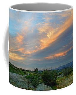The Wonders Of Sunset Coffee Mug