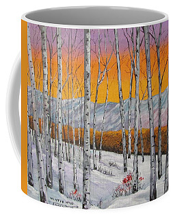 The Wood Lot Coffee Mug