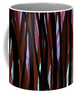 The Woods Coffee Mug by Matt Lindley