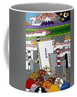 The Word Coffee Mug