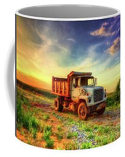 The Workhorse Coffee Mug