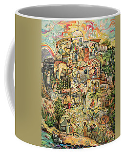 The Works Of Mercy Coffee Mug