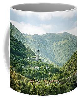 The World Above Coffee Mug