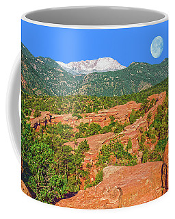The World Is Not Comprehensible, But It Is Embraceable, Wrote The German Philosopher, Martin Buber.  Coffee Mug