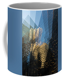 Coffee Mug featuring the photograph The World Keeps Turning by Alex Lapidus