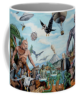Pegasus Coffee Mugs