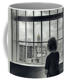 The World Outside My Window Coffee Mug by Laurinda Bowling