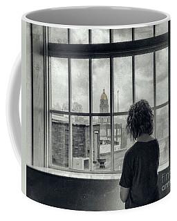The World Outside My Window Coffee Mug