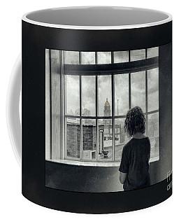 The World Outside My Window Number II  Coffee Mug