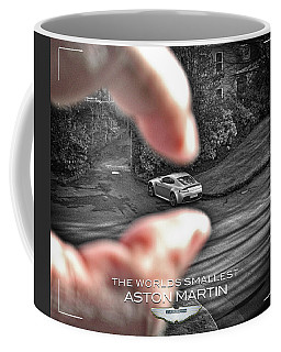 The Worlds Smallest Aston Martin Coffee Mug