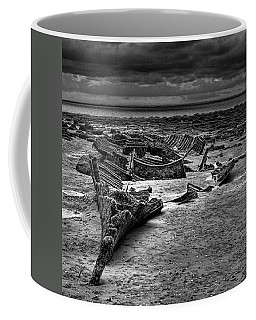 The Wreck Of The Steam Trawler Coffee Mug