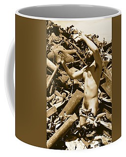 The Wreckage Coffee Mug