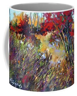 The X Factor Coffee Mug by Rae Andrews