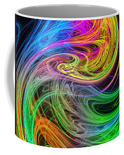 The Yan Of Ying Coffee Mug by Mark Blauhoefer