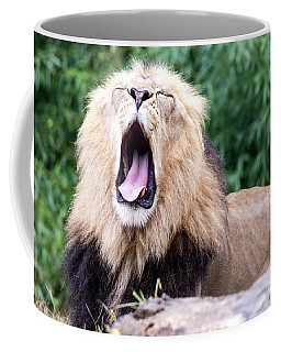 The Yawn Coffee Mug