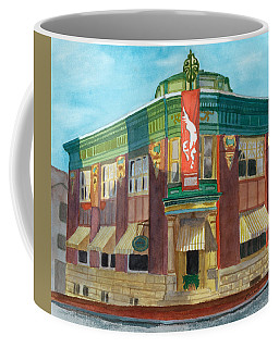 The Yellow Brick Bank Restaurant Coffee Mug